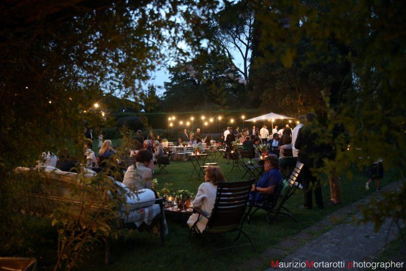 matrimonio country a Oltre il giardino