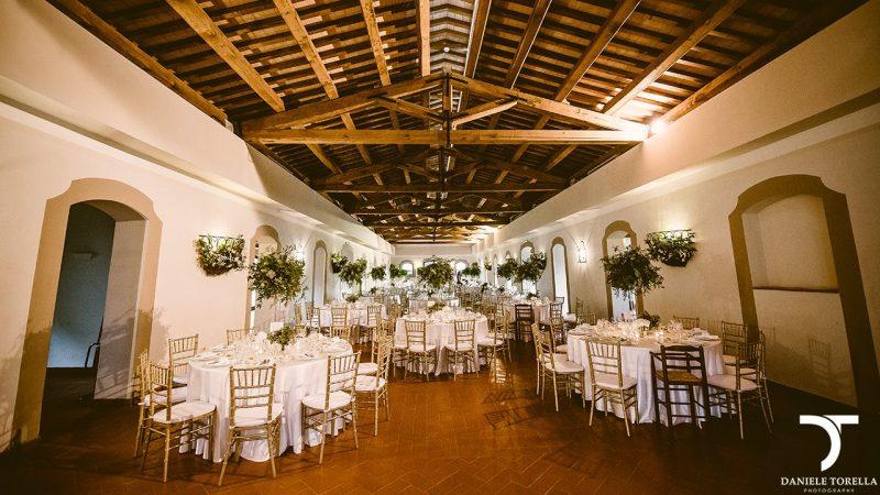 Matrimonio Le Voila Banqueting Roma