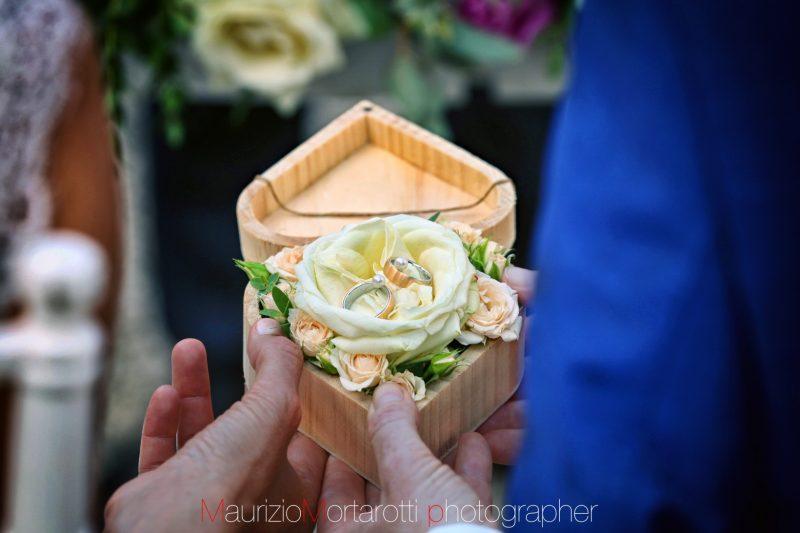 cuscino porta fedi realizzato da Stylosofie e Anita Galafate wedding planner