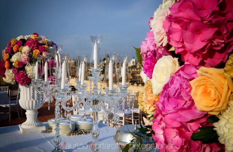 Matrimonio nella più bella location vista Gianicolo