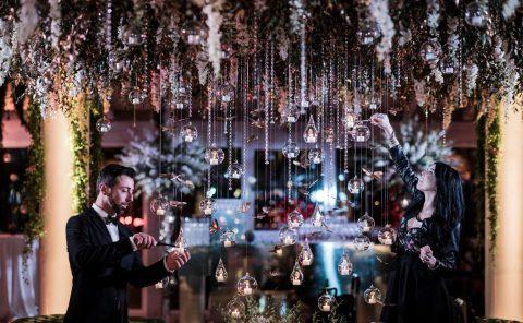 progetto floreale Stylosofie floral designer roma