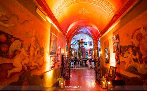 eventi esclusivi al Castello di tor Crescenza a Roma
