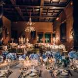 wedding reception in Rome